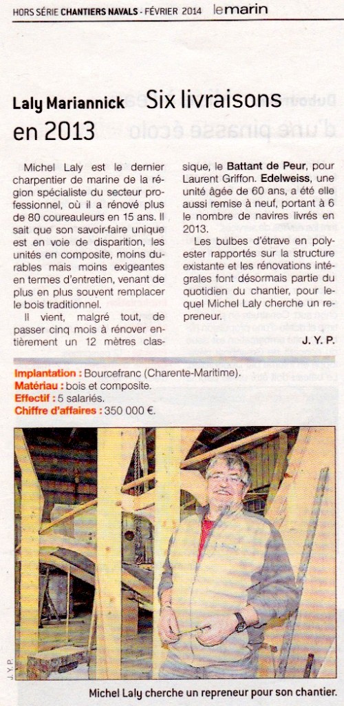 Chantier Naval Laly